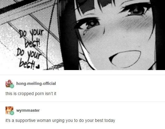 Do your best! :D - meme