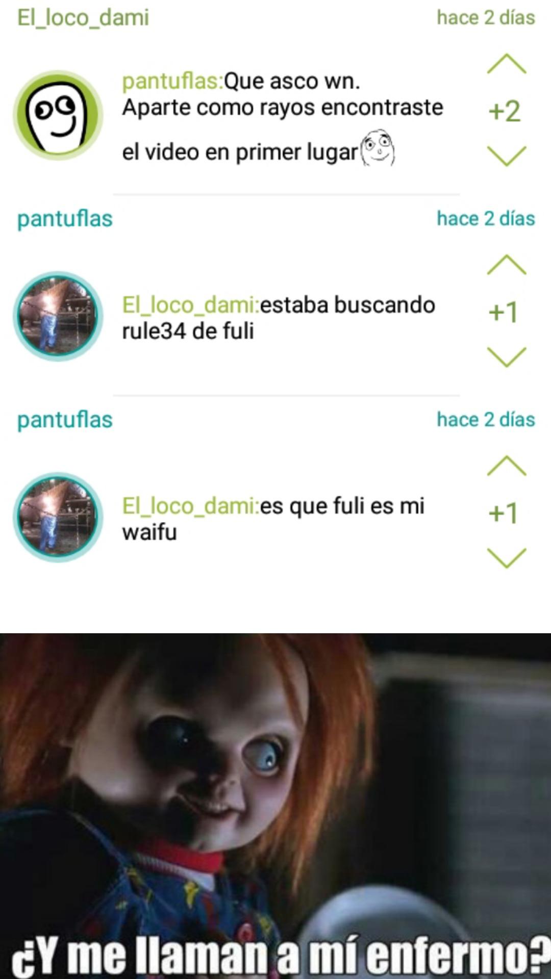 Contexto: Fuli es una Chita y forma parte de La Guardia de León, de El Rey León - meme