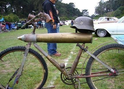 War bike - meme