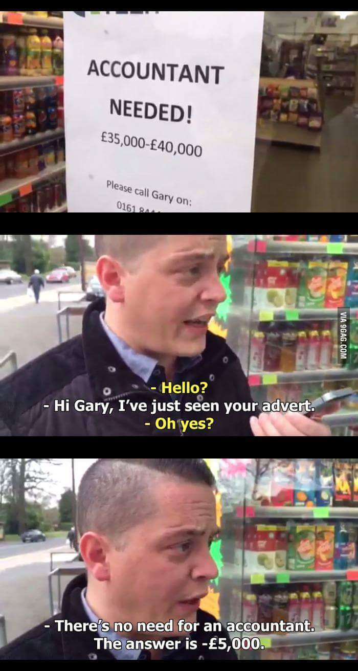 Gary get your shit together - meme