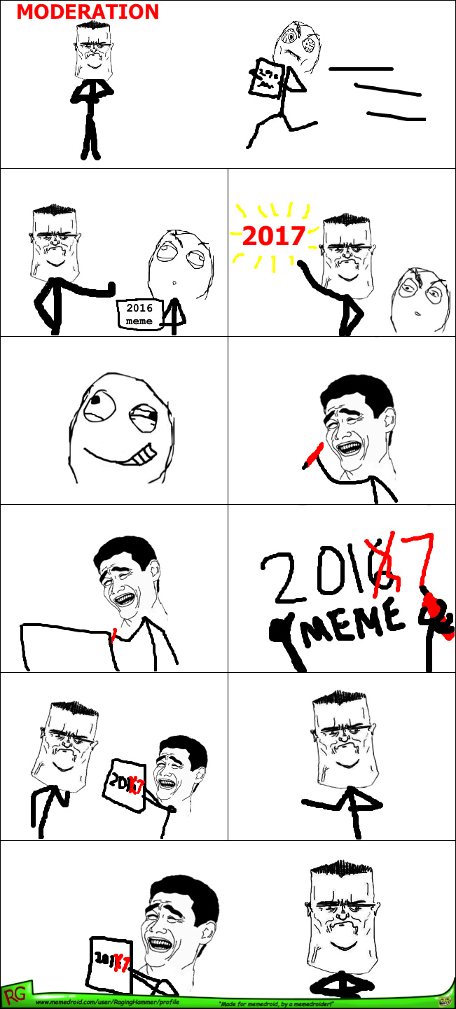 procrastination - meme