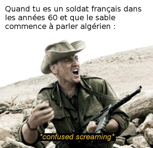 les joies du colonialisme