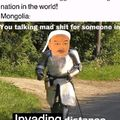 more Mongol empire memes because i just got done playing ghost