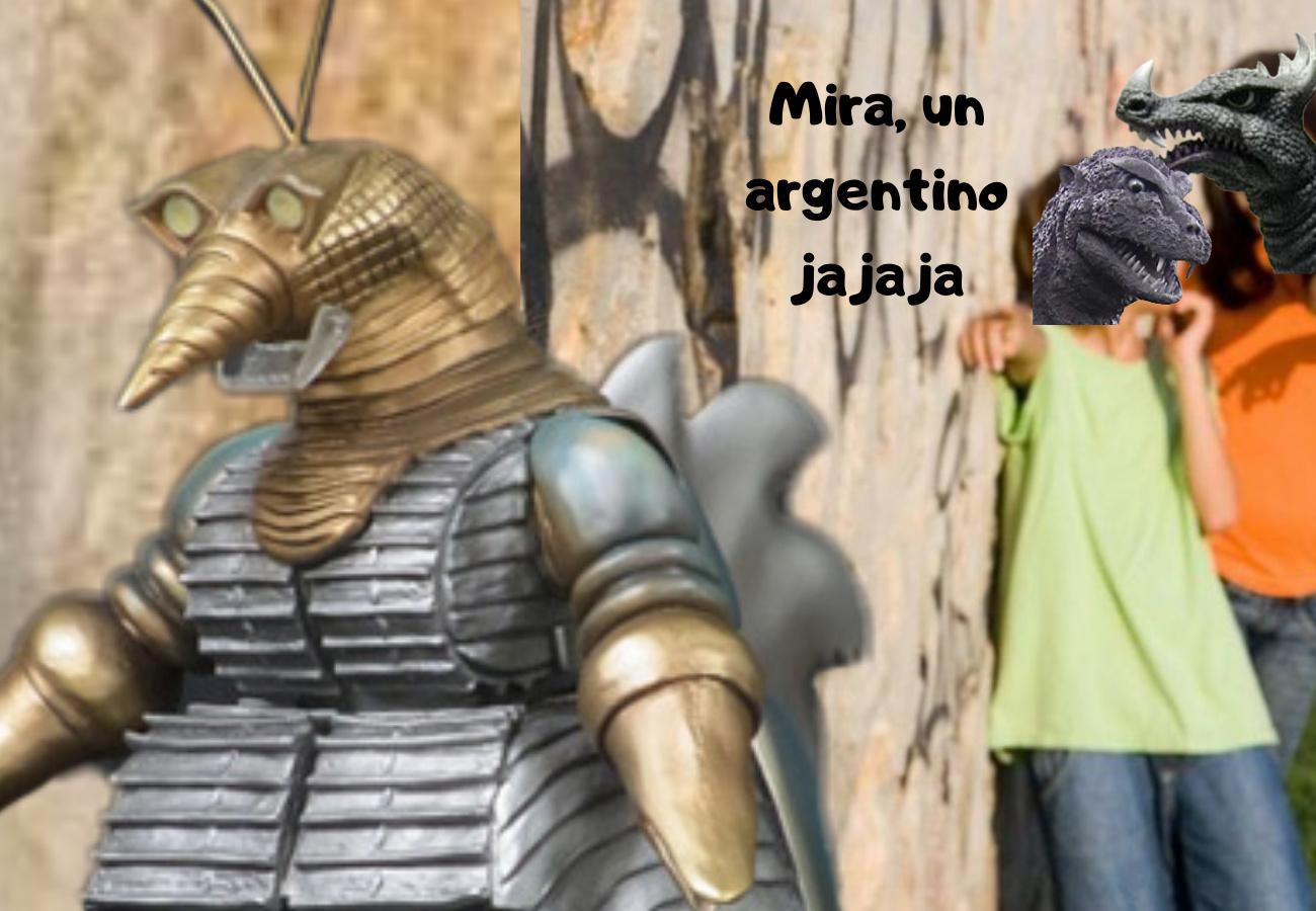 Un clásico, argentinos narigones, nunca pasa de moda :son: - meme