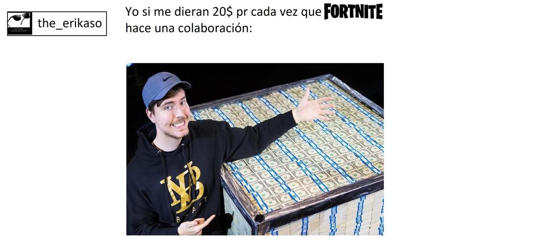 cansa ya las colabs - meme