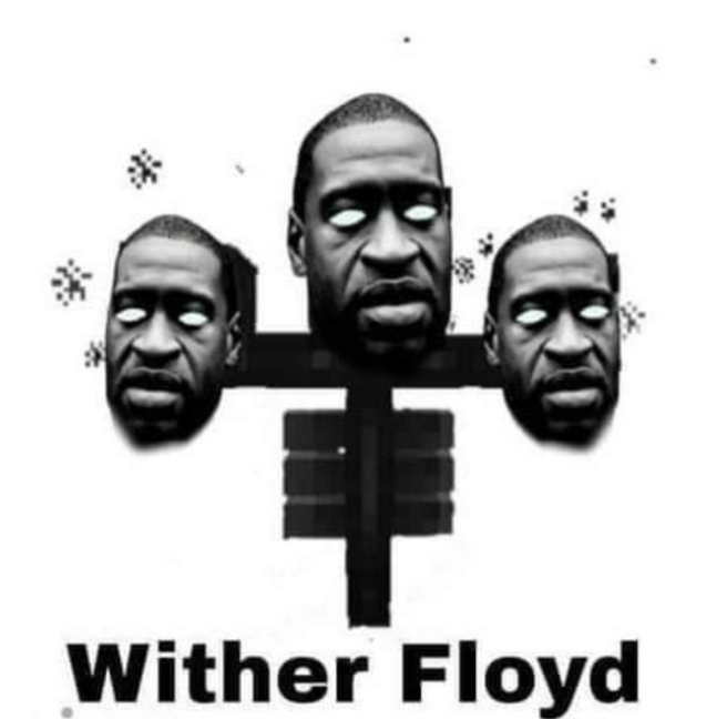 Whiter Floyd - meme