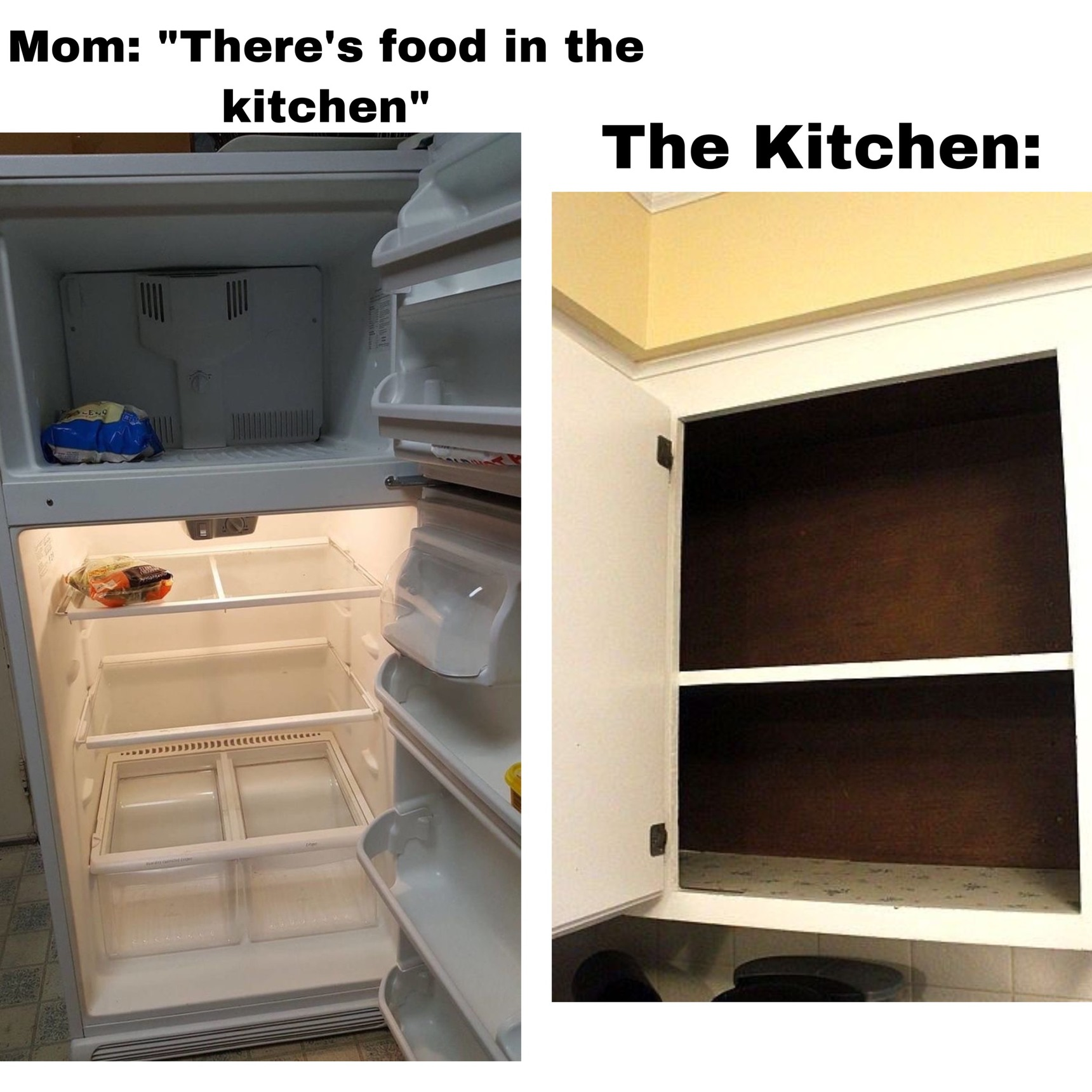 am I the only one who has a mom like this? - meme