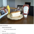 Can't believe it's not butter