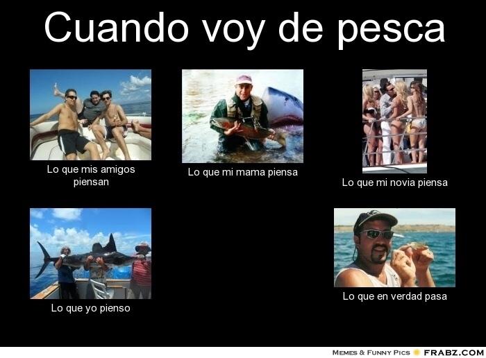 soy pescador - meme