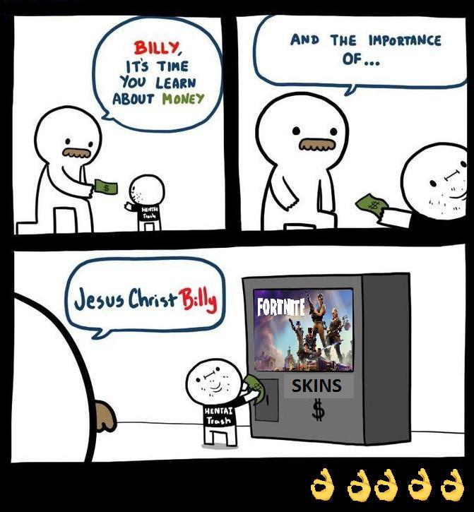 NOO BILLY!!!! - meme