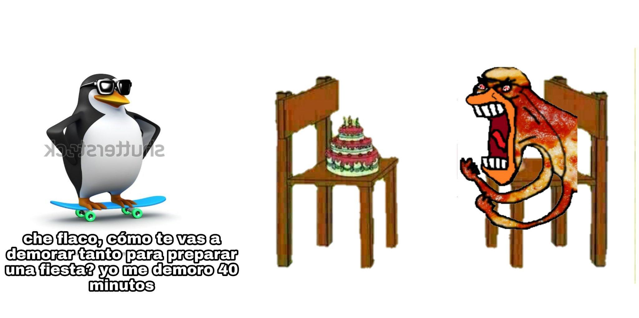 TOMAS SEMEN ARGENTINO - meme