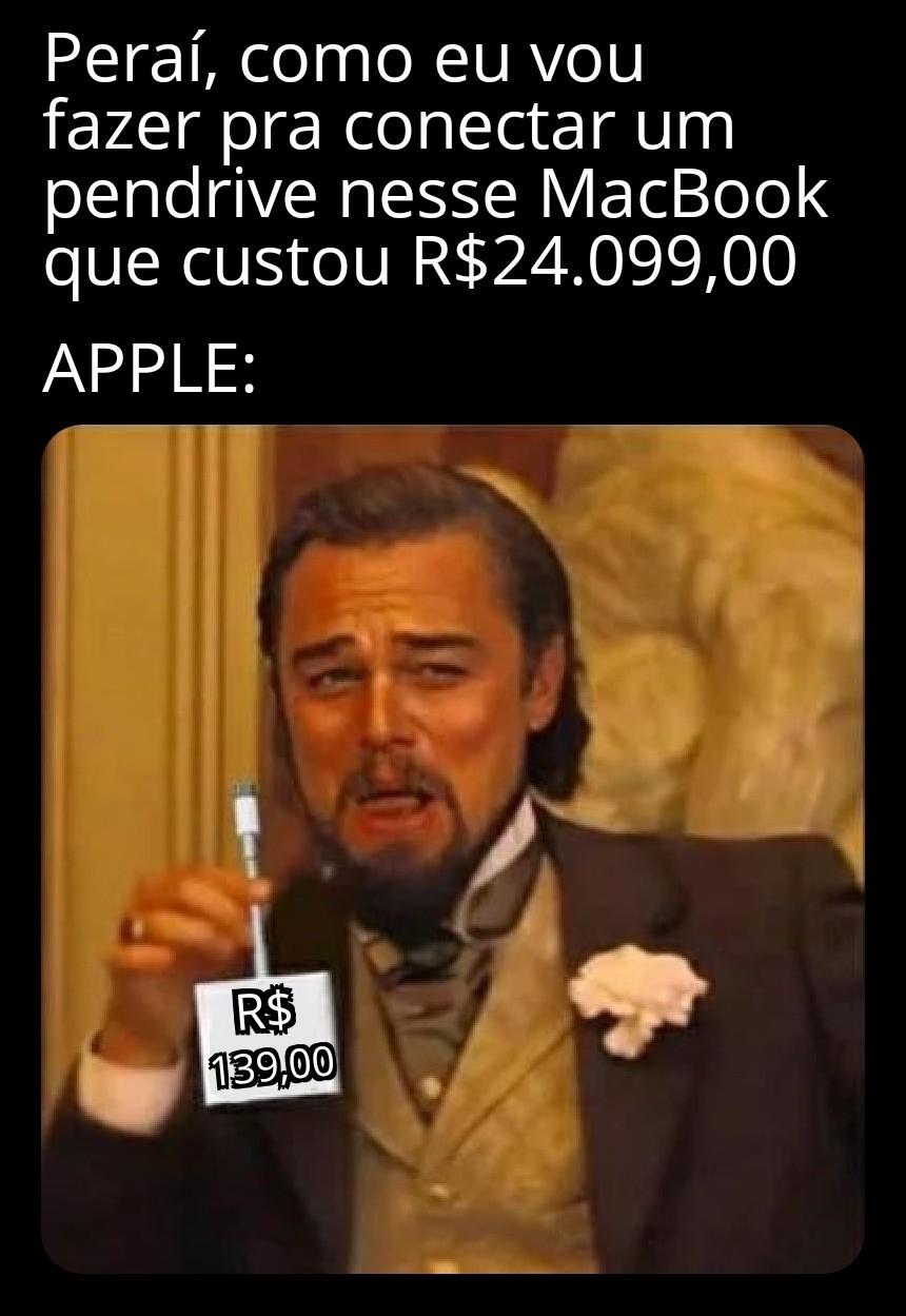 Se estão vendendo é pq tem otário comprando - meme