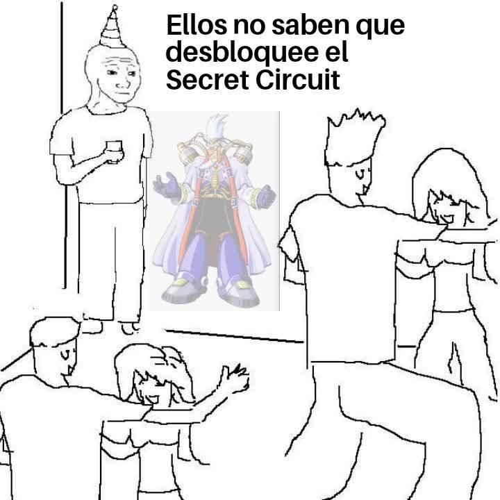 Meme de Super Punch Out!!
