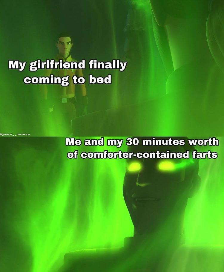 smelly - meme