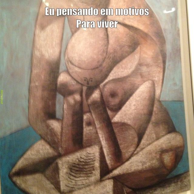 Picasso - meme