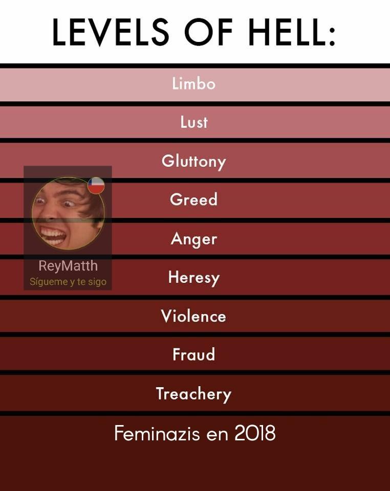 Odio a las feminizas :} - meme