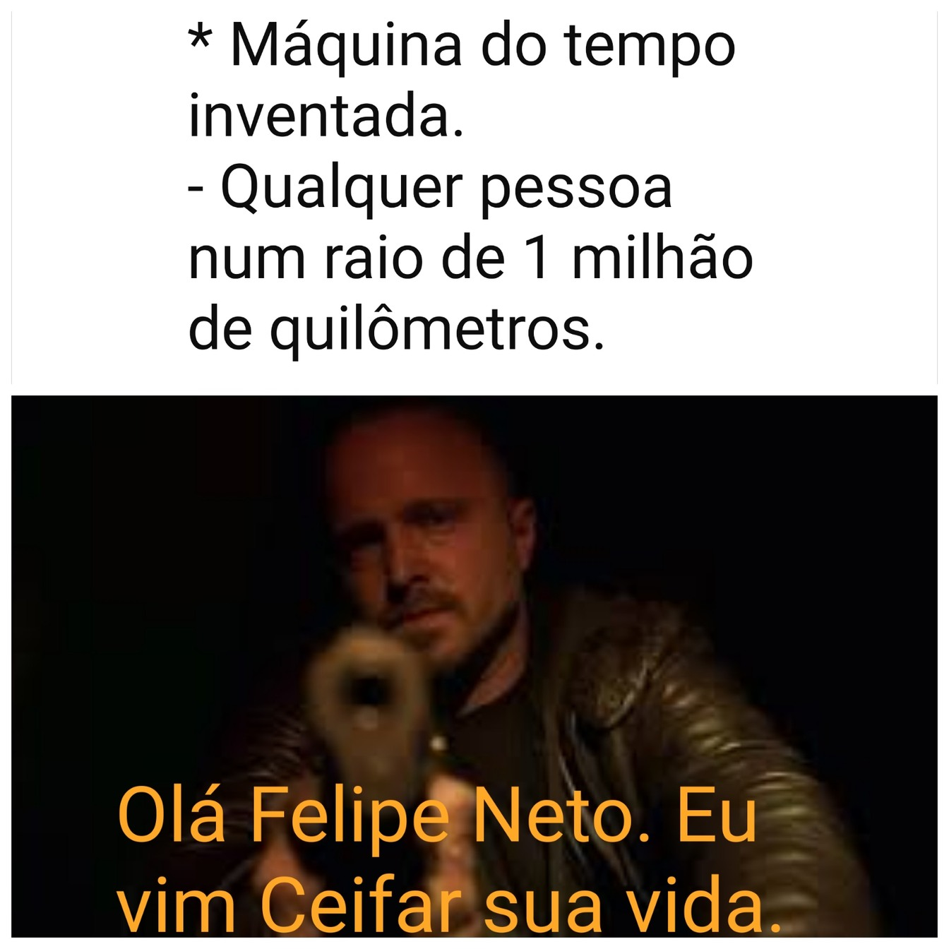 Felipe Neto - meme