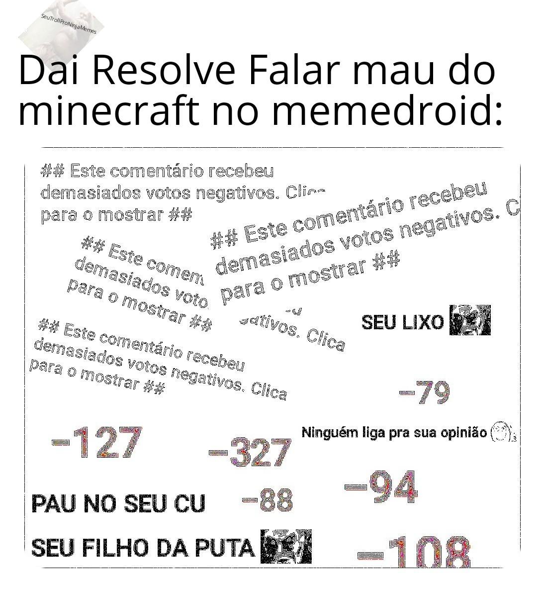 Calma - meme