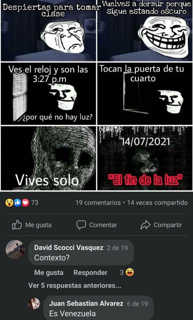 Es Venezuela - meme