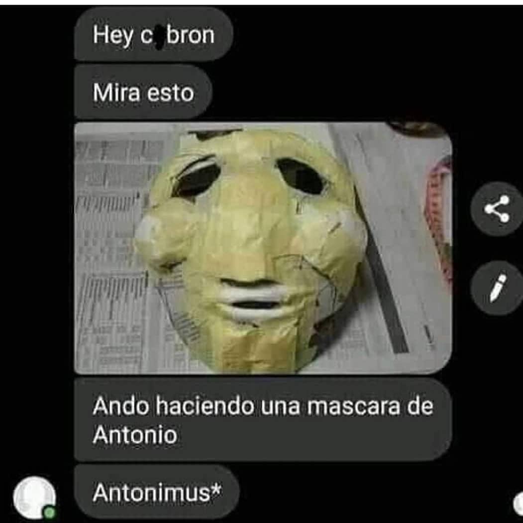 Antonio - meme
