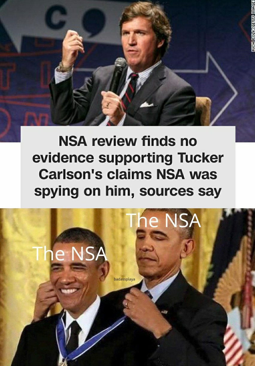 NSA: Nerdy Sus Association - meme