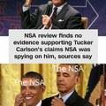 NSA: Nerdy Sus Association