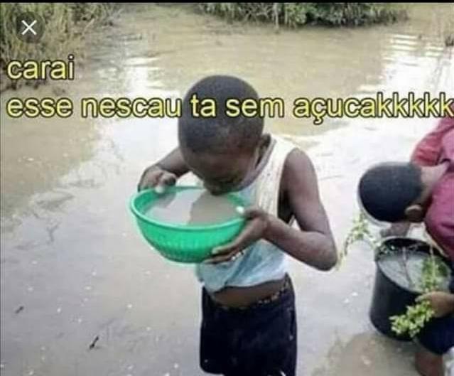 Achei a foto do NeguinhoSafadinho - meme