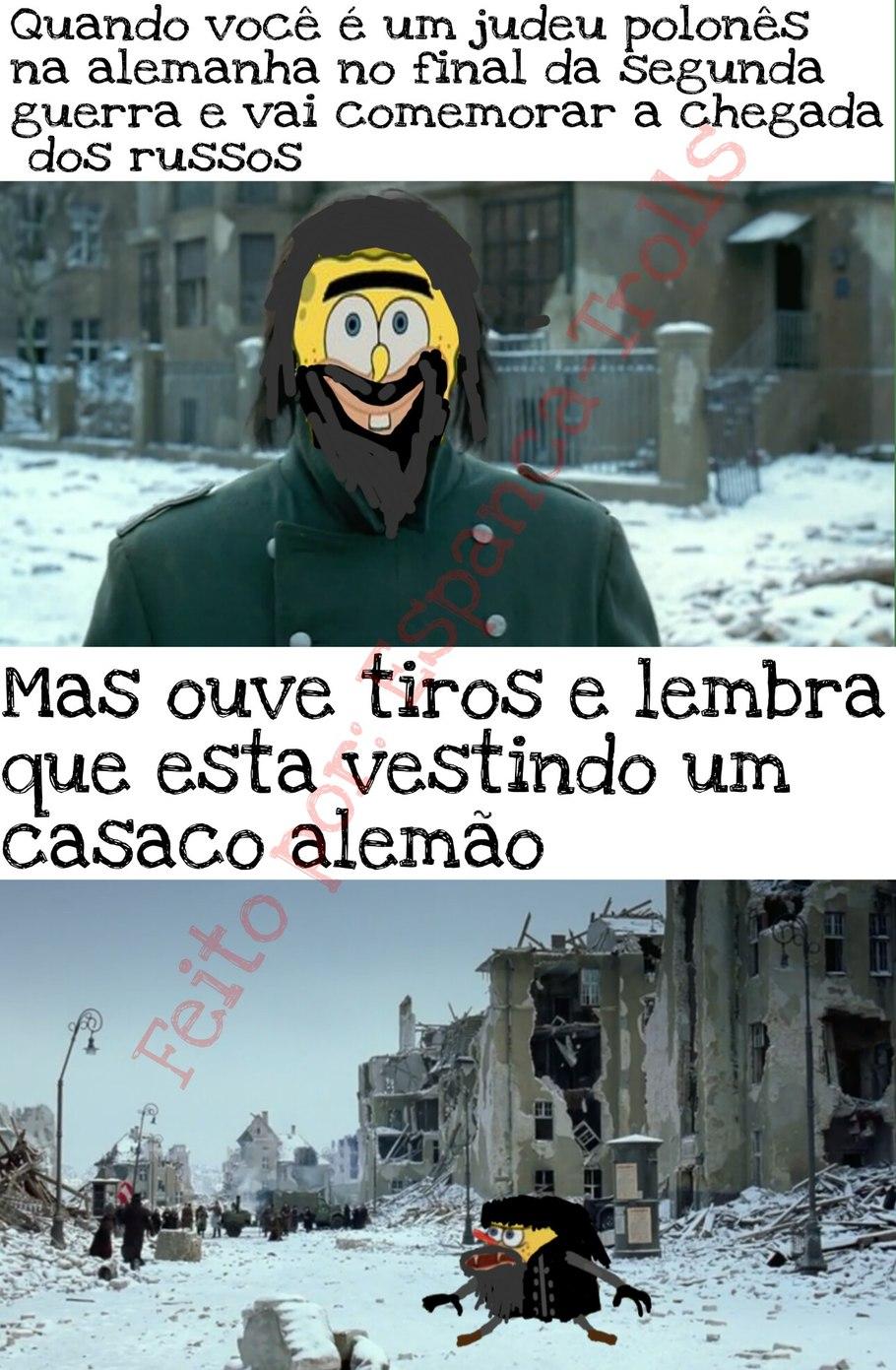TODDY VOLTA POVÃO - meme
