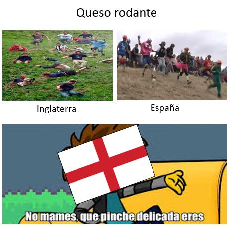 españoletes marikas - meme