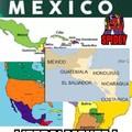 Sudamérica Norteamérica centroamerica, esto es extraño