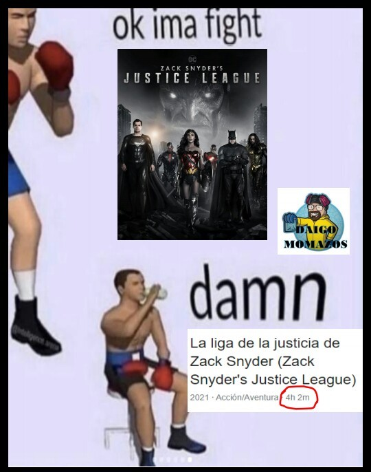 Snyder Cut - meme