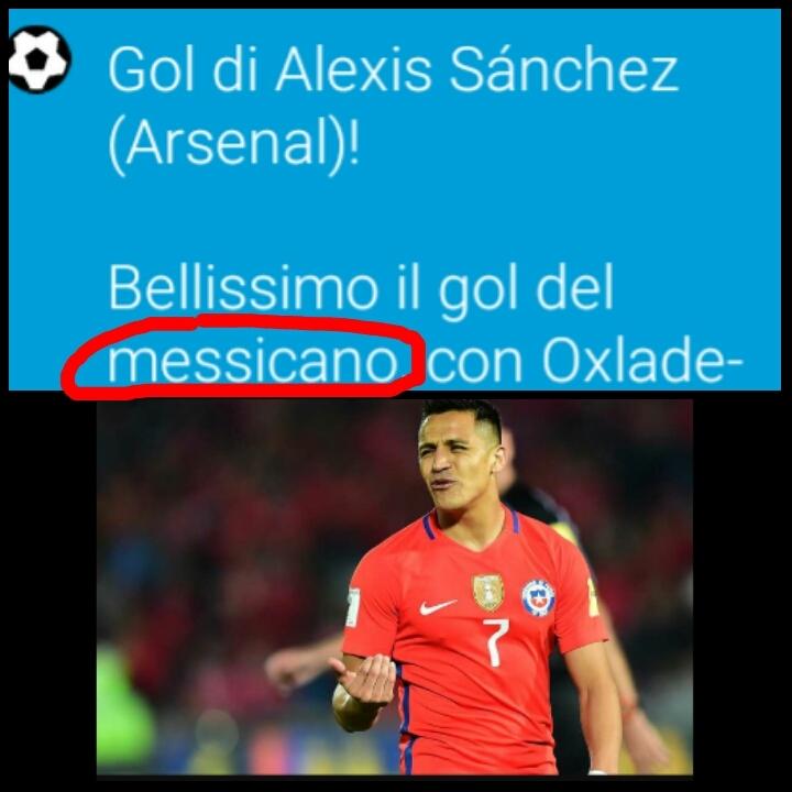 Povero Alexis - meme