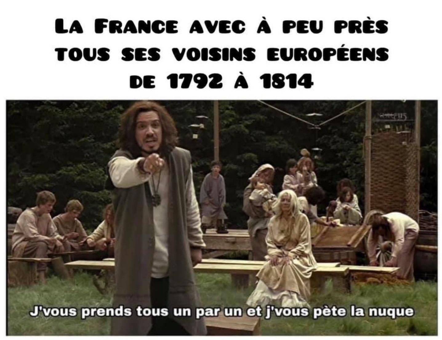Impossible n'est pas français. - meme