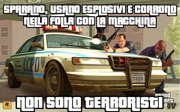 I poliziotti sono intelligenti - meme