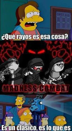 Viva madness combat :D - meme
