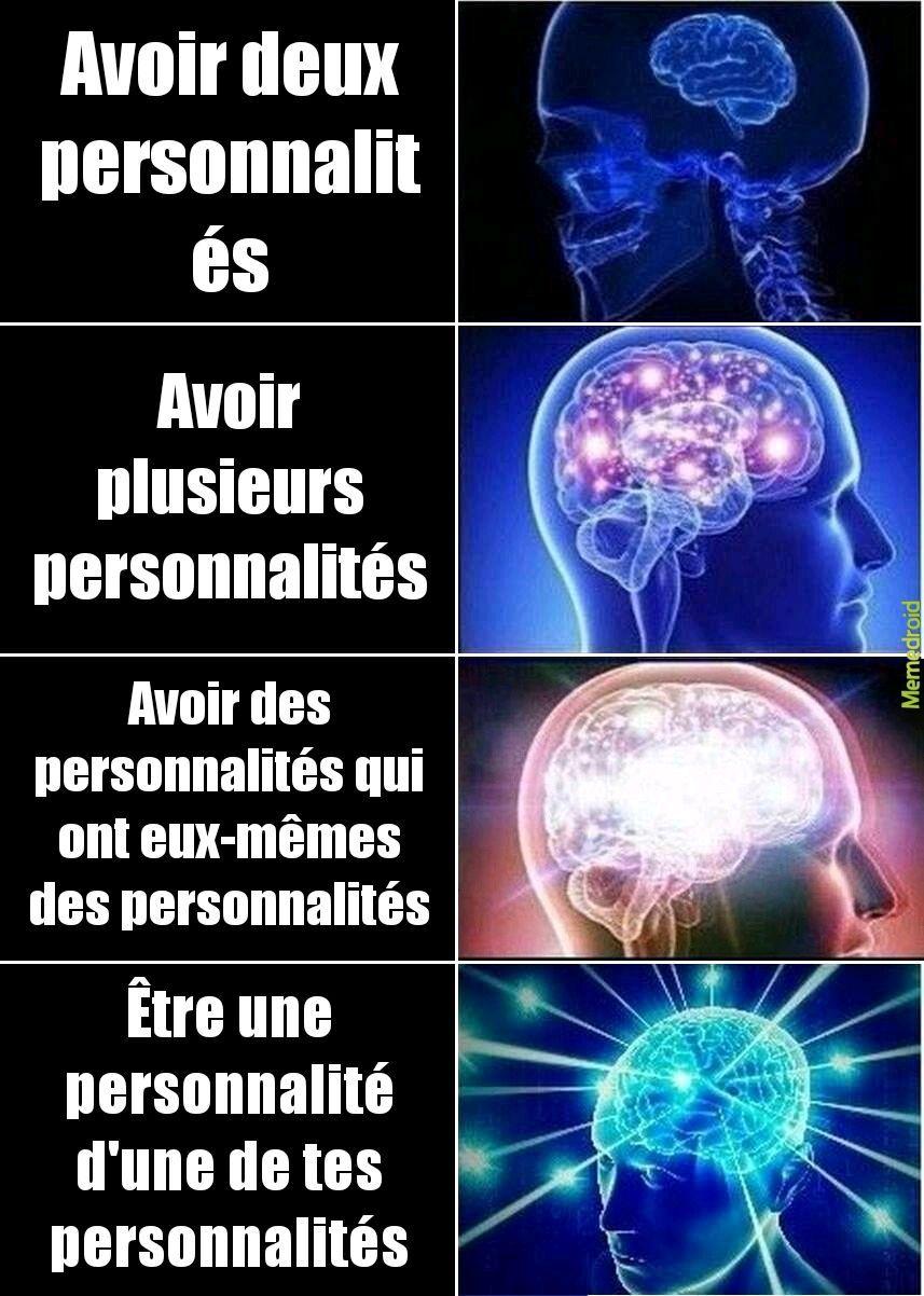 personnalitéception - meme
