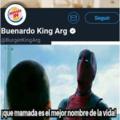 Buenardo king