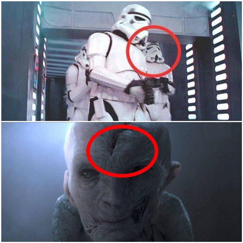 best Snoke theory - meme