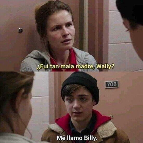 Pobre el Billy batson - meme