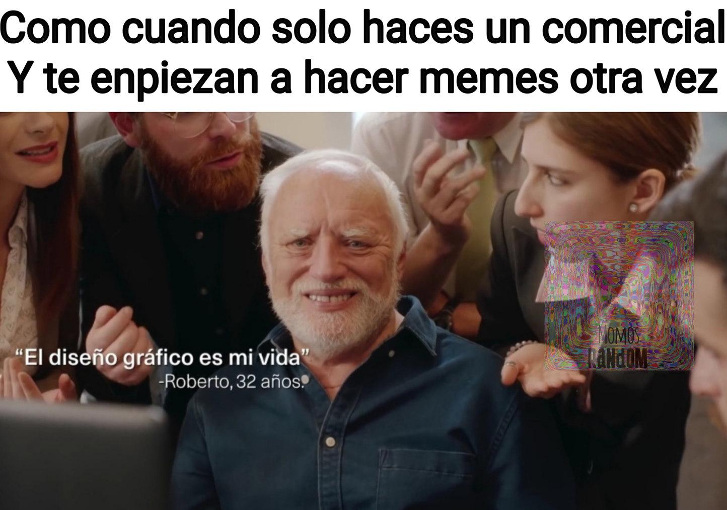 El viejito de los memes volvio