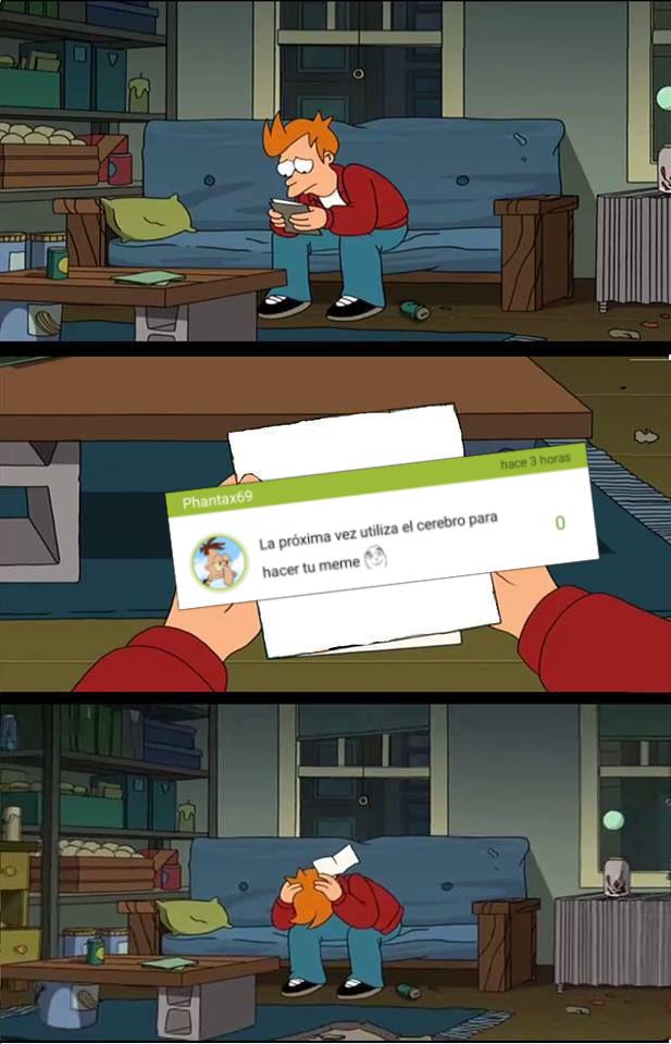 Sarcasmo - meme