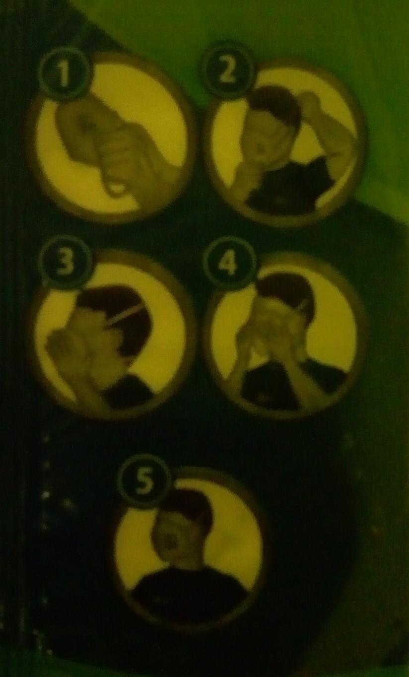Solo vengo a subir estas instrucciones sobre el tapabocas, ustedes pongan creatividad, el 5 ¿se ve...raro? - meme