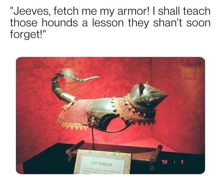 battle armor - meme