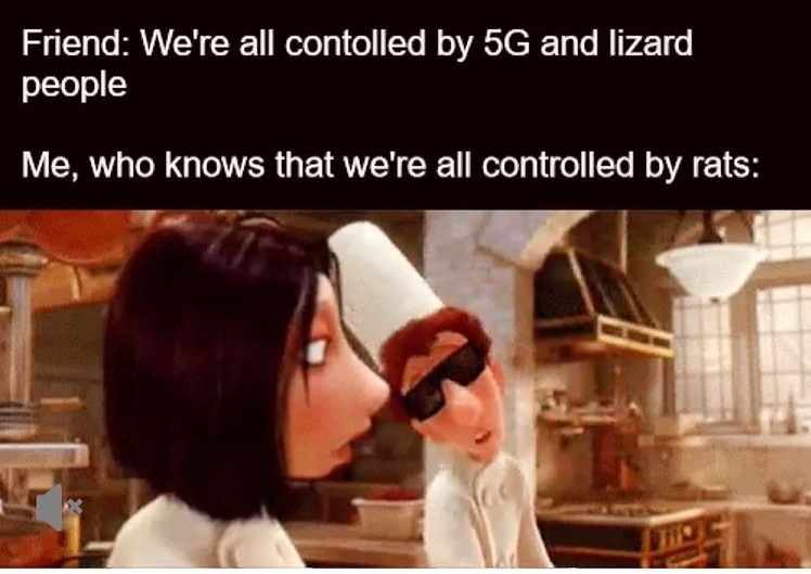 Ratatouille - meme