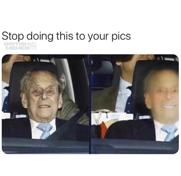 Can't tell which is scarier - meme