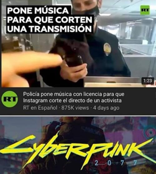 CyberPunk2077 - meme