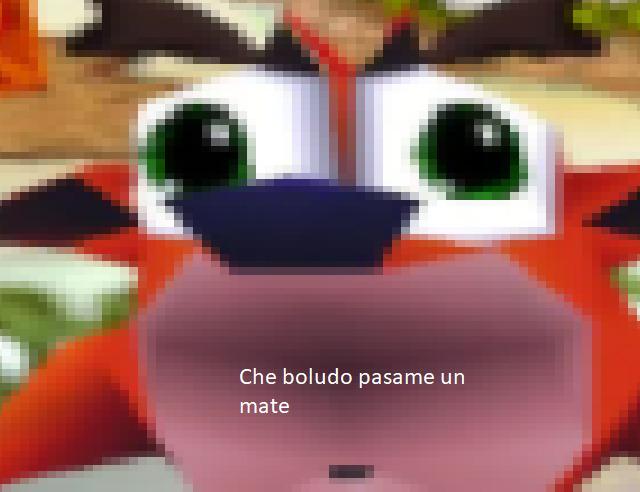 xdxdxd che - meme