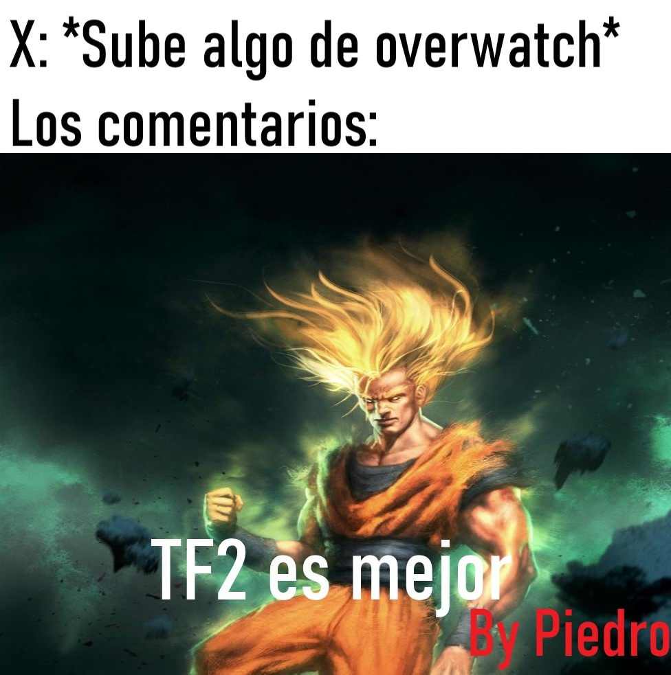 Buenardo el Team Fortress 2 - meme