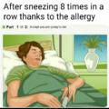 I hate polen