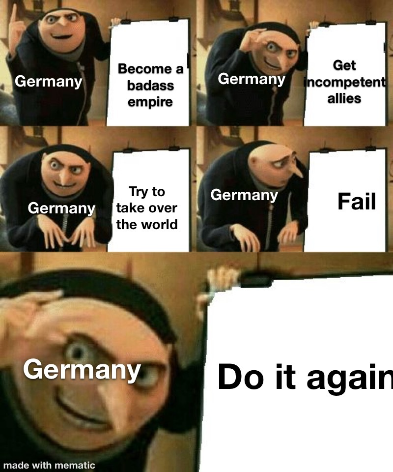 Bring back my boy hilter - meme
